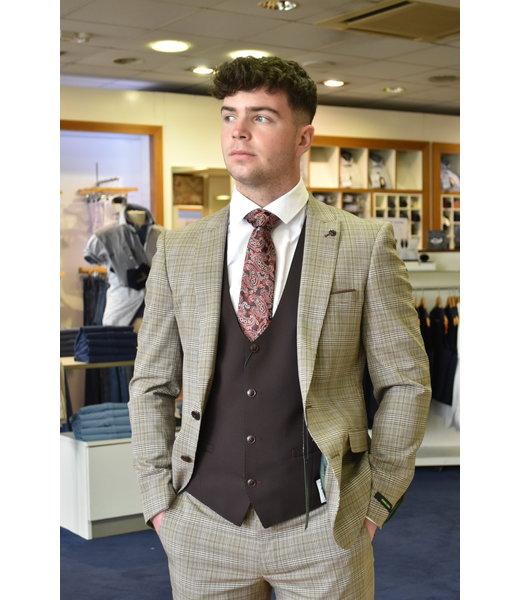 lanito suit 3 piece suit