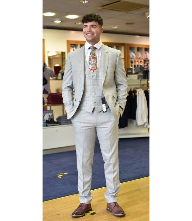 remus Mario, 3 piece suit,