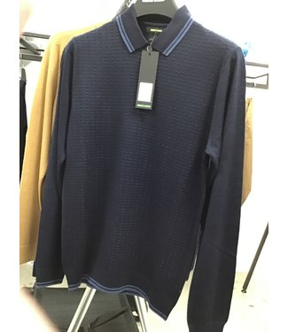 remus Dg58739 knit polo