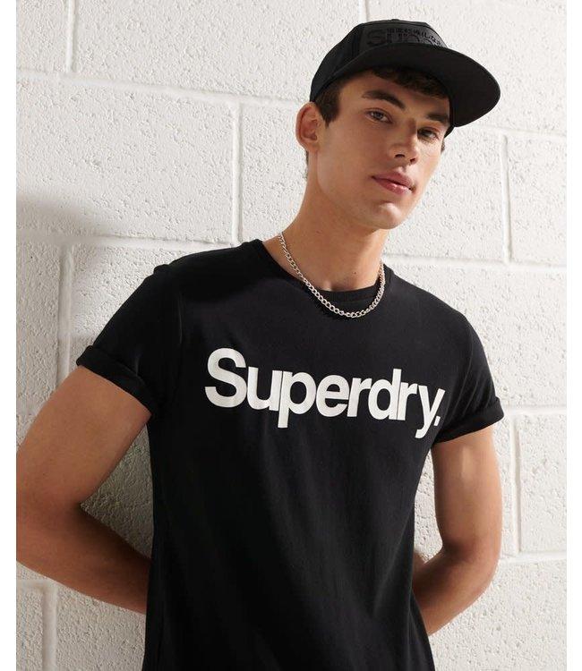 superdry core logo tee