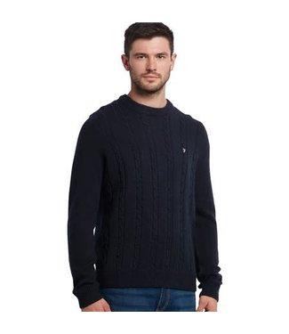Farah Winston cable knit