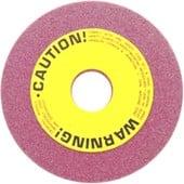 Schleifscheibe Sägekettenschärfgerät 105 x 22,2 x 6,0 rosa weich für Tiefenbegrenzer Kettenschärfgerät