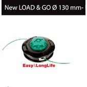 Fadenkopf Efco + Oleo-Mac + Emak Easy&LongLife Freischneider 3,0mm Faden 8x1,25 LA oder 10x1,25 Li Innen