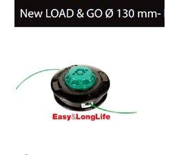 Fadenkopf Easy&LongLife 3,0mm Efco + Oleo-Mac + Emak Freischneider 3,0mm Faden 8x1,25 LA oder 10x1,25 Li Innen