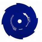 Freischneidermesser 250 - 20 - 1,4 mm 8-Zahn Grasmesser Wirbelblatt für Motorsense