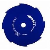 Freischneidermesser 230 - 20 - 1,4 mm 8-Zahn Grasmesser Wirbelblatt für Motorsense