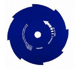 Freischneidermesser 200 x 20 x 1,4 mm 8-Zahn Grasmesser  Wirbelblatt für Motorsense