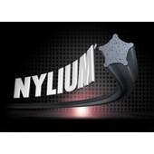 Mähfaden Oregon Nylium-Starline 3,0 mm x 60 m mit Alu-Partikel  für Motorsense / Freischneider