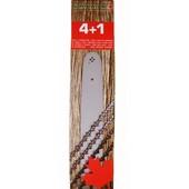 """Schneidgarnitur für STIHL Schwert 38cm + 4 Ketten 0.325"""" 024 - 026 - 028 - 029 - 030 - 031 - 032 - 034 - 036 - 038"""
