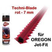 Mähfaden 7.0 mm X 26 cm 40 Stck. Oregon Techni-Blade spez.Faden für Jet-Fit Kopf auf Freischneider Motorsense