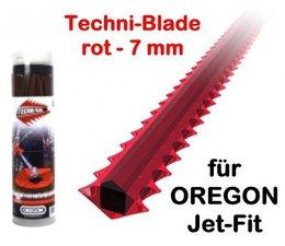 Freischneider Mähfaden 7.0 mm X 26 cm 40 Stck. Oregon TechniBlade spezial Faden für Jet-Fit Kopf auf Motorsense