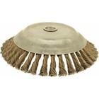 Wildkrautbürste 170 x Bo 20mm Topfbürste - Zopfdraht für Freischneider und Motorsense