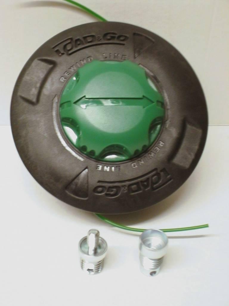 Freischneider Fadenkopf Efco Oleo-Mac Quick-Load /& Go 2,4 mm 10x1,25 Motorsense