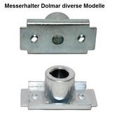 Rasenmähermesser Messerhalter Messeraufnahme Dolmar diverse PM  Modelle handgeführt