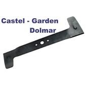 Rasenmähermesser 46cm Windflügelmesser Castel Garden Dolmar PM48 PM48S EM4816