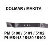 Rasenmähermesser 51cm Makita PLM5113 PM5130 PLM5130 PLM5101 PLM5102 C + S3  Mulchmesser