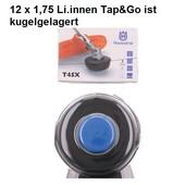Fadenkopf Husqvarna T45x für 135R 143R 153R 235FR R R-II 236R 241R 243RJ Gewinde 12x1,75 Li