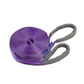 Bergegurt Gurt zur Verankerung für Seilzug Greifzug L. 10m Breite 30mm 2 Schlaufen