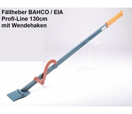 Bahco EIA Fällheber 130 cm Profi-line Kunststoffgriff Stahlprofil geschmiedet zum Fällen u. Holzrücken