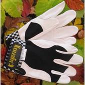 Keiler-Fit GR.08 - Forsthandschuh / Arbeitshandschuh CAT.II Handschuh für Agrar , Forst und Garten