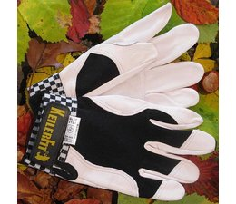 Keiler-Fit GR.09 - Forsthandschuh / Arbeitshandschuh CAT.II Handschuh für Agrar , Forst , Garten und Mechanik