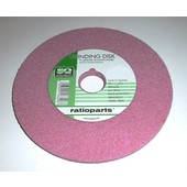 """Schleifscheibe 145 x 22,3 x 4,5 rosa weich für 3/8""""Profi + 0.404"""" Sägekettenschärfgerät"""