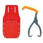 Forst Holster Werkzeugtasche Packzangentasche + Packzange Tasche für Hebezange bis 200mm