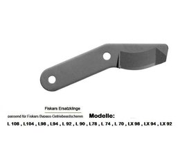 Fiskars Bypass - Getriebeastschere Ersatzklinge für Astschere L108 + L104 + L98 + L94