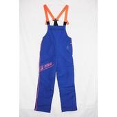Schnittschutzhose Latzhose Gr. 54 efco Komfort Schnittschutz - A - vorn Klasse 1 azurblau