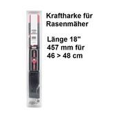 """Vertikutiermesser Kraftharke 18"""" für 46 > 48 Schnittbreite Mittelzentrierung + MTD Rasenmäher"""