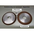 Schleifscheibe Diamantscheibe Schärfscheibe für Stihl Duro Hartmetall Sägekette mit Adapter für 22,2mm Bohrung silizium-korund