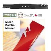Rasenmähermesser 53cm Toro Modell 490 + 491 + 492  Recycler bis Geräte - Nr. 5999999 Mulchkombimesser