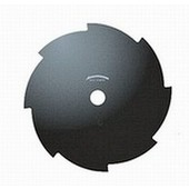 Freischneidermesser 200 - 25,4 - 1,4 mm 8-Zahn Grasmesser Wirbelblatt für Motorsense