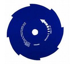 Freischneidermesser 250 - 25,4 - 1,4 mm 8-Zahn Grasmesser Wirbelblatt für Motorsense