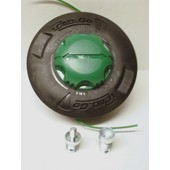 Fadenkopf Efco + Oleo-Mac Quick-Load Freischneider 8x1,25 LA oder 10x1,25 Li Innen 2,4 mm Faden 110mm D
