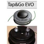Fadenkopf Efco + Oleo-Mac + Emak Evo Tap&GO Freischneider 3,0mm Faden 8x1,25 LA oder 10x1,25 Li Innen