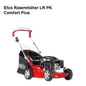 Rasenmäher efco LR 48 PK Comfort Plus Emak K500 ohv Motor Schnittbreite 46cm Leistung 2,3kW (3,1PS) 2900U/min