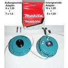 Fadenkopf Makita EM2600U + ER2550LH +EM2651UH + EM2654LH Benzin Trimmer
