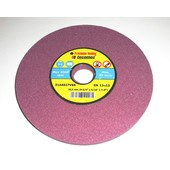 Schleifscheibe Sägekettenschärfgerät 145 x 22,3 x 8,0 rosa weich für Tiefenbegrenzer z.B. für Kettenschärfgerät Jolly o. Oregon