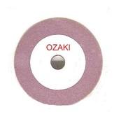 """Schleifscheibe Sägekettenschärfgerät 100 x 16,0 x 3,2 rosa braun für 3/8"""" Hobby 0.325"""" + 1/4"""" Kettenteilung für Kettenschärfgerät"""