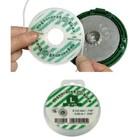 Mähfaden 3,0 mm Ersatzfaden Cassette Speed&Go emak Fadenkopf 3 x 5,5m Pack sternförmig für Motorsense und Freischneider Kopf