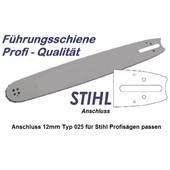 """Schwert 40cm Bison Stihl 024 MS 240 026 MS 260 028 030 031 0.325"""" 1,6 Führungsschiene Motorsäge"""