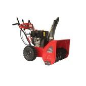 - Schneefräse efco 4-Takt Benzin-Motor  Räumbreite 62cm Elektrostarter + Seilzugstarter