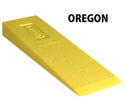 Forstkeil Fällkeil großer Keil aus Spezial- Kunststoff Oregon L. 300 B. 90 H. 30mm