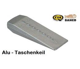 Forstkeil Schnittkeil Taschenkeil Keil aus Aluminium L. 120 B. 40 H. 25 mm