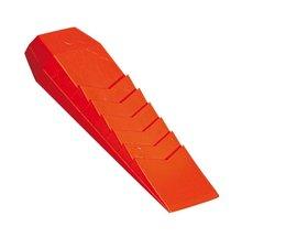 Forstkeil Schnittkeil Taschenkeil Premium Keil aus Kunststoff  L. 120 B. 40 H. 25mm