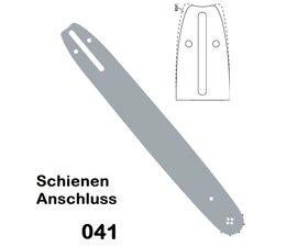 """Schwert 40cm Echo 0.325"""" Profi Kettenteilung 1,5 Nutbreite Sägekette 66 Trgl. mit Sternspitze"""