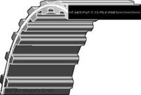 Keilriemen + Zahnriemen + Antriebsriemen für Motorgeräte und Rasenmäher