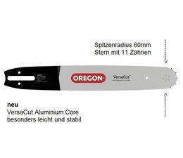 """Schwert 50cm Dolmar Makita von Oregon  3/8"""" Kettenteilung 1,5 Nut für 72 Treibgl. VersaCut"""