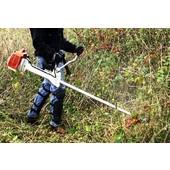 Schienbeinschoner Schienbeinschützer von Oregon für Freischneider + Motorsense Arbeiten